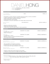 Example Job Resume by 17 Cv Sample For First Job Sendletters Info