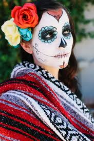 dead makeup halloween 34 best day of the dead images on pinterest day of the dead