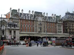Gare de Londres Victoria