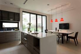 modern industrial style kitchen design orchidlagoon com