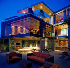 popular modern glass house exterior designs 2015 throughout for