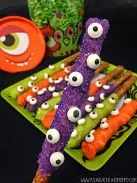 halloween recipes monster treats the 36th avenue