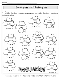 st patrick u0027s day lesson plans themes printouts crafts