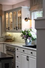 Blue Backsplash Kitchen Kitchen Lighting Over Sink Bell Brown Modern Bamboo Yellow Islands