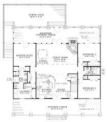 Metal Building Floor Plans For Homes Beautiful Rustic Country Home W Super Open Layout Hq Plans