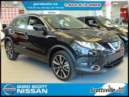 nissan qashqai car mats new 2017 nissan qashqai sl awd platinum package for sale in red