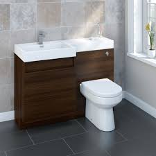 Modern Walnut Bathroom Vanity by Sp Ashdown Walnut Vanity Unit 1200mm Stax Trade Centres