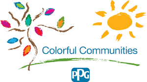 Beautify Worldwide by Ppg Completes Nearly 60 Colorful Communities Proje Ppg Paints