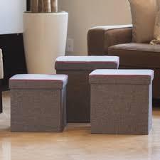 cube ottomans u0026 poufs you u0027ll love wayfair