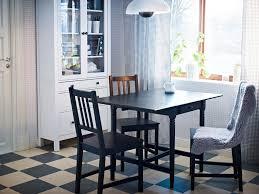 ikea hack dining room table dark industrial pendant lights