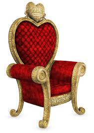 Wooden Chair Front View Png Royal Throne Chair Png