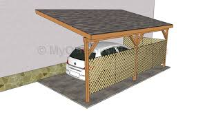 Carport Styles by Wooden Carports Plans Inspiration Pixelmari Com