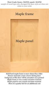 Kitchen Cabinet Drawer Fronts Seattle Raised Panel Cabinet Drawer Front