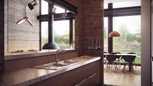 sleek kitchen design interior design ideas