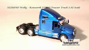 kenworth truck models 32210 4d welly kenworth t2000 tractor truck 132 diecast wholesale