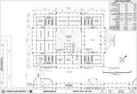 Community Center Floor Plans Auroville Earth Institute