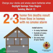 philadelphia firefighter exam study guide booklet change smoke alarm batteries when daylight savings time begins