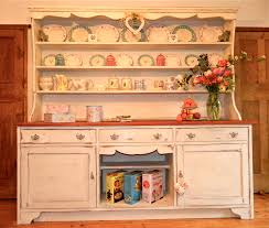 extremely large rustis shabby chic pine kitchen farmhouse dresser
