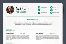 Best Resume Template Download by 112 Best Free Creative Resume Templates Download