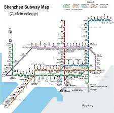 Mta Info Subway Map by Shenzhen Subway Map My Blog