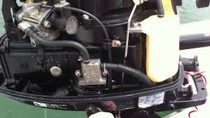 4 hp 4 stroke nissan marine outboard youtube