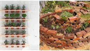 16 ideas for diy container gardens holy kaw