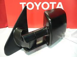 amazon com toyota tundra power towing mirror set automotive