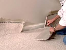 Wall Carpet by How To Install Wall To Wall Carpet How Tos Diy