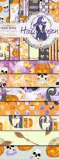 repeatable halloween background halloween digital paper pack halloween background scrapbook paper