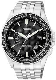 Citizen Eco-Drive Global Radio Controlled CB0027-51E Mens Watch