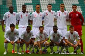 England national under-19 football team