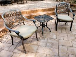 Brick Paver Patterns For Patios by Choosing Materials For Your Patio Hgtv