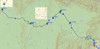Lake Powell Map Bluugnome Com Canyoneering Euphrates Canyon Ticaboo Mesa Utah