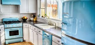 Retro Kitchens Retro And Professional Kitchen Appliances Big Chill