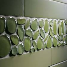 Go Green and Get Recycled Glass Tile