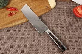 Damascus Knives 7 Inch Chef Knife Kitchen Knives Vg10 Damascus