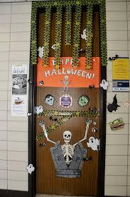 60 halloween door decoration students work dorm door decorations