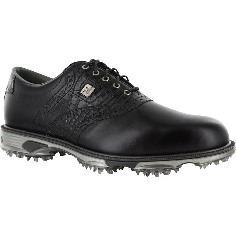 FootJoy DryJoys Tour Golf Shoes Black,