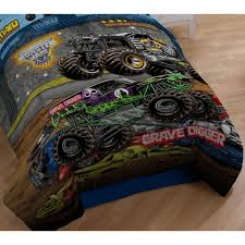 grave digger monster truck song amazon com monster jam twin comforter grave digger monster truck