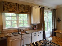 Tuscan Style Kitchen Curtains by Window Treatments Window And Bathroom Windows On Pinterest Tuscan