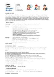 Customer Service On Resume  examples of key skills in resume