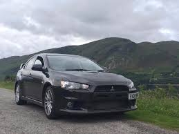 mitsubishi lancer gs41 evolution x gsr fq300 2008 manual