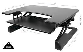 desk v000a discontinued vivo height adjustable standing desk