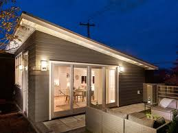 this home is actually a stunning small home