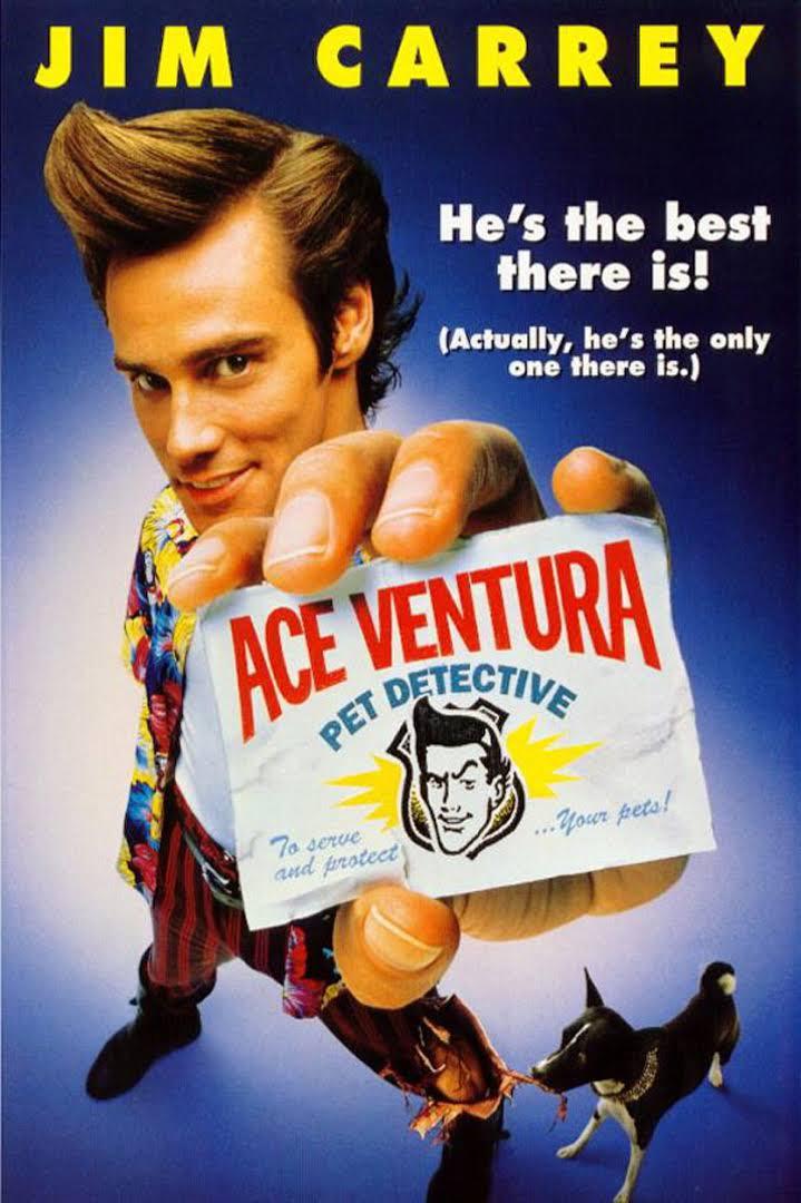 Ace Ventura Pet Detective 1994 Full Movie Download BluRay