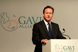 Ben Fisher/GAVI/2011. UK Prime Minister David Cameron kicked-off GAVIÕs first pledging conference by pledging an additional GBP£ 814 million pounds of ... - pledging_cameron(1)_700