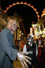 spirit halloween in las vegas find the best las vegas halloween parties on the strip