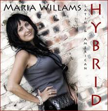 The Maria Williams Band - Live Hot Latin salsa music in Houston