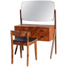 Vanity Dresser Danish Rosewood Vanity Dresser By Nils Jonsson For Hjn Mobler For