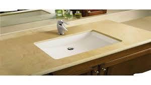 kohler k 2215 0 ladena undercounter bathroom sink white youtube